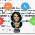 Aplicaciones increíbles para Android: Hoy Call Popout