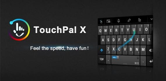 Aplicaciones increíbles para Android: Hoy TouchPal X Keyboard