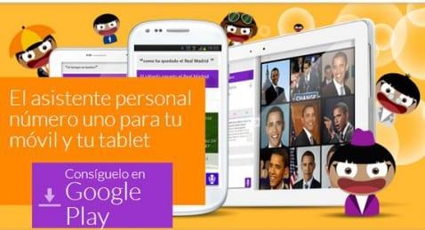 Aplicaciones increíbles para Android: Sherpa, asistente de voz completamente en castellano