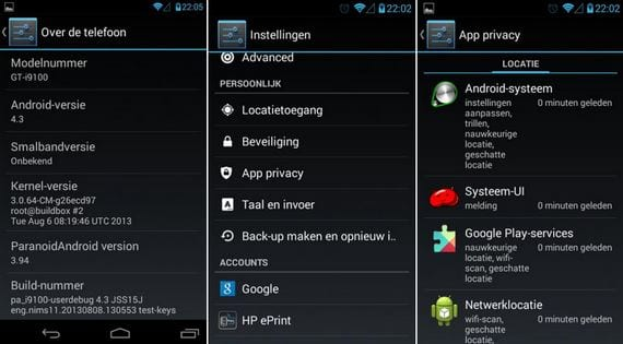 Cómo actualizar el Samsung Galaxy S2 a Android 4.3