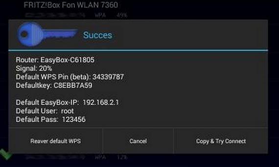Cómo descifrar contraseñas Wifi fácilmente con SpeedKey para Android