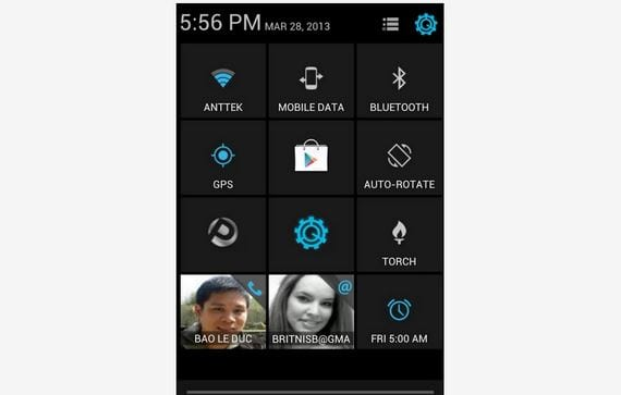 Cómo habilitar Quick Settings en cualquier terminal Android
