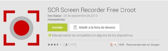 como hacer screencast en tu android con screen recorder 1 Cómo hacer ScreenCast en tu Android con Screen Recorder