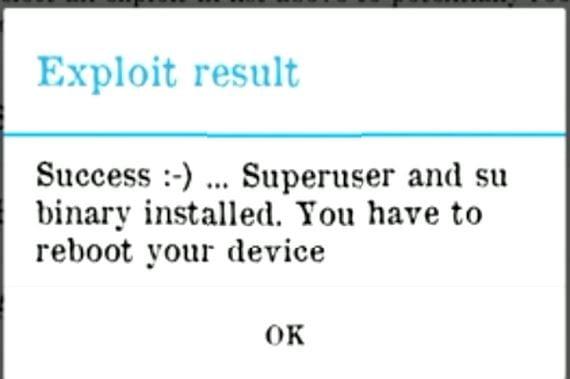 Cómo Rootear tu terminal Android con Framaroot