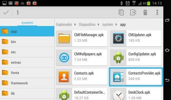Cómo sincronizar tus contactos de Facebook en roms Cyanogenmod 10.1 y 10.2