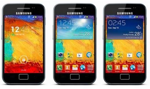 Descargar Launcher y aplicaciones del Samsung Galaxy Note 3