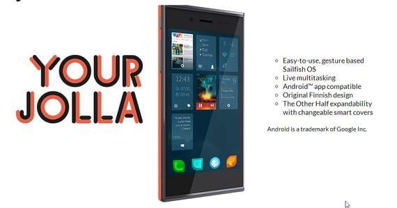 Jolla Phone con Sailfish OS por 399 Euros, ¡¡nos hemos vuelto locos!!