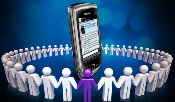 La salvación de BlackBerry podría llegar de la mano de Android