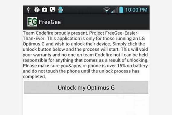 LG Optimus G, cómo instalar el Recovery modificado