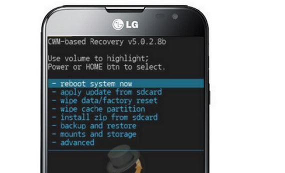 lg optimus g como instalar el recovery modificado LG Optimus G, cómo instalar el Recovery modificado