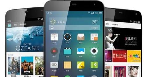 Meizu MX3 fulmina en los Bencmarks de AnTuTu al Samsung Galaxy S4