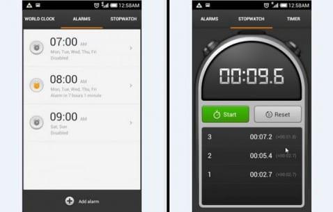 Miui Deskclock para cualquier Android con Android 4.0 o superior
