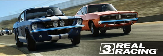 real racing 3 android game update Real Racing 3 recibe Muscle Cars con su nuevo DLC