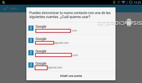 Vídeo-Tutoriales Android para todos: Cómo guardar y sincronizar nuestros contactos en la nube vía Gmail
