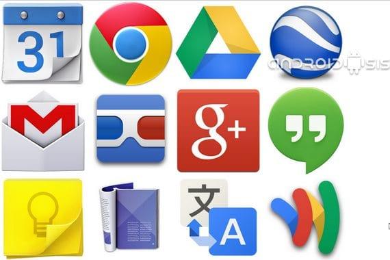 12 Aplicaciones de Google actualizadas en el día de ayer