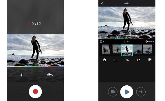 Bitr From the co-founders of YouTube comes to Android MixBit to remix videos