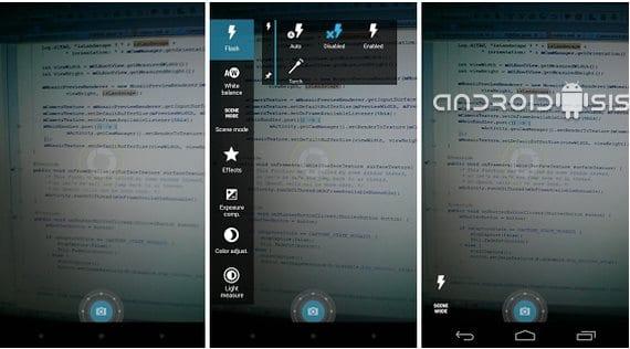 Aplicaciones increíbles para Android: Focal una aplicación cámara alucinante