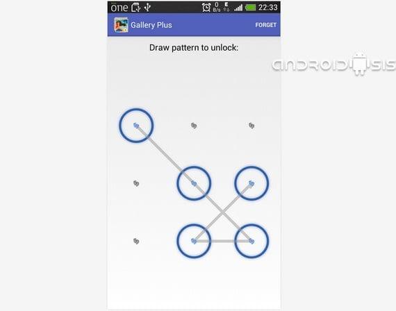 Aplicaciones increíbles para Android: Hoy Gallery Plus - Hide Pictures