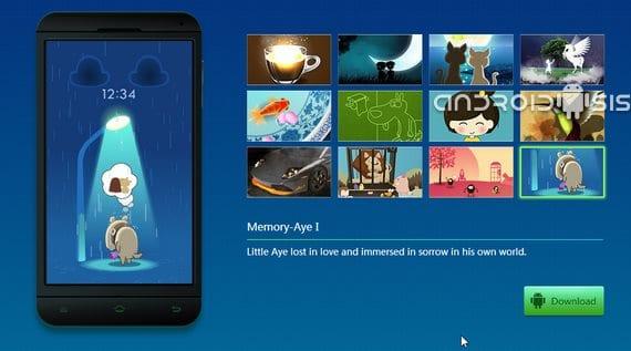 Aplicaciones increíbles para Android. Hoy Locker Master