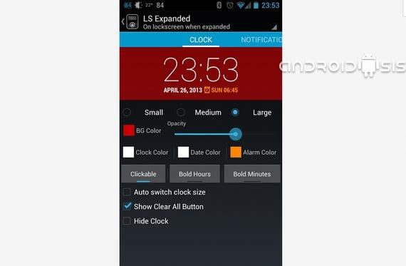 Aplicaciones increíbles para Android: NiLS notificaciones en la pantalla de bloqueo
