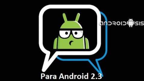 Cómo instalar BBM para Android en versiones de Android 2.3 y Cyanogenmod 7