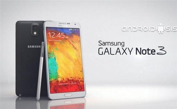 Lluvia de críticas negativas para el Samsung Galaxy Note 3