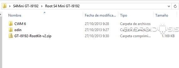 Cómo rootear el Samsung Galaxy S4 Mini GT-I9192