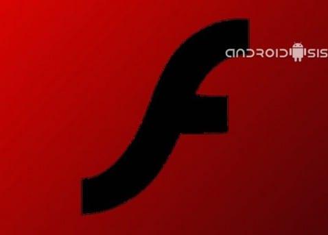 Descarga FlashPlayer para terminales ARMv6
