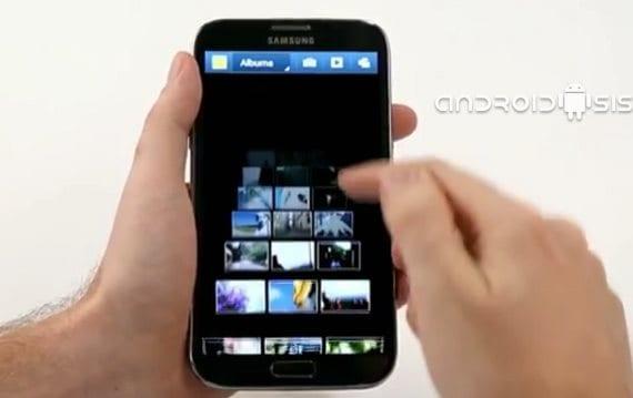 Descargar aplicación Galería del Samsung Galaxy Note 2