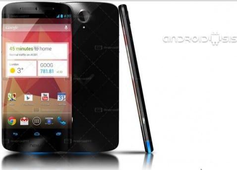 Especificaciones técnicas del nuevo Nexus 5