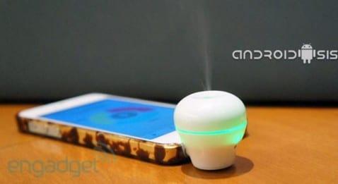 Gadgets increíbles para Android: Scentee, notificaciones aromáticas