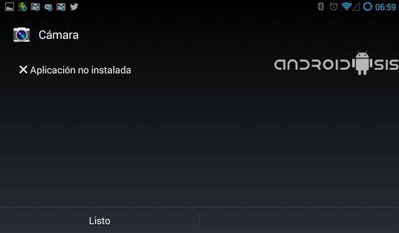Instala la aplicación cámara del Samsung Galaxy Note 3 en otros terminales Android