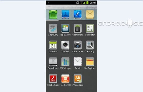 Lewa Home, el Launcher propio de las Roms Lewa para todos los Android
