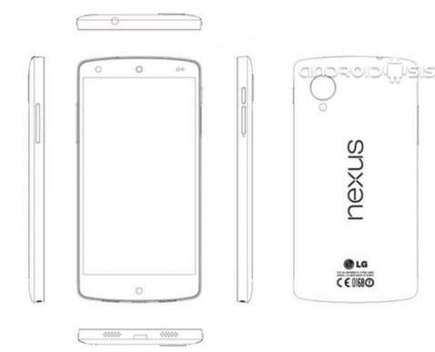 Nexus 5 manual de servicio
