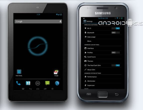 Samsung Galaxy S, Rom SlimBean Android 4.3 Weekly versions