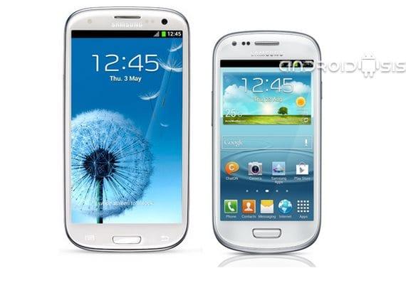 Samsung Galaxy S3 mini y S4 mini, ¿mucho mejores que sus hermanos mayores?