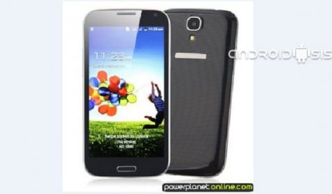 Smartphones Android alternativos: Guophone I9500L