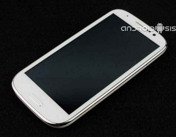 Smartphones Android alternativos: Hoy THL W8