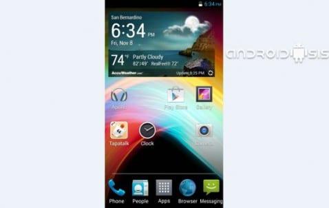 Descarga e instala el nuevo Launcher del LG Optimus G2