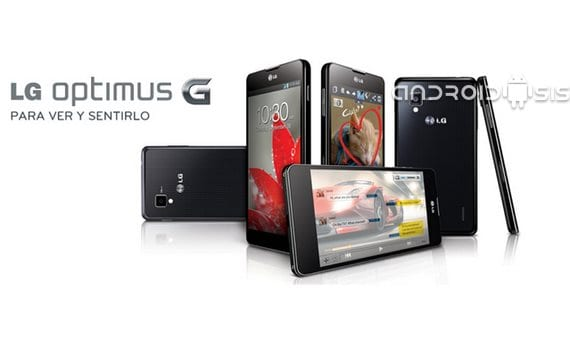 Cómo actualizar el LG Optimus G a Android 4.4 Kit Kat