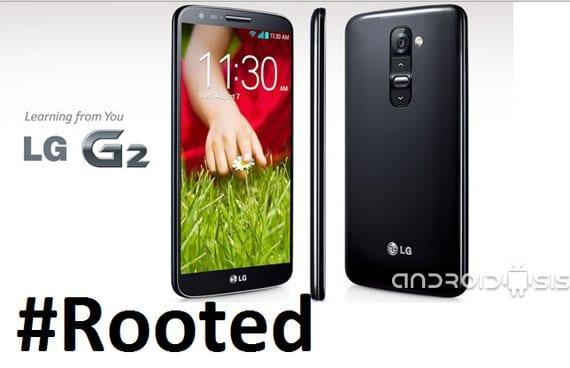 Cómo Rotear el LG G2 modelos D-800, D-802, D-803, V-380 y F-320K