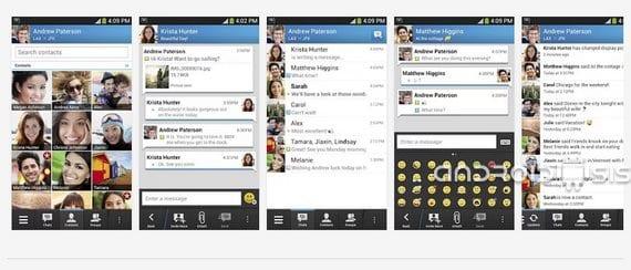 Descarga APK actualizada de BBM para Android (15/11/2013)