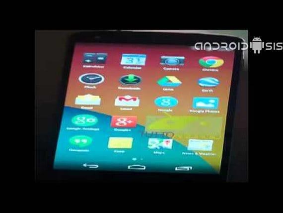 Descarga el nuevo Launcher de Android 4.4 Kit Kat directamente en APK