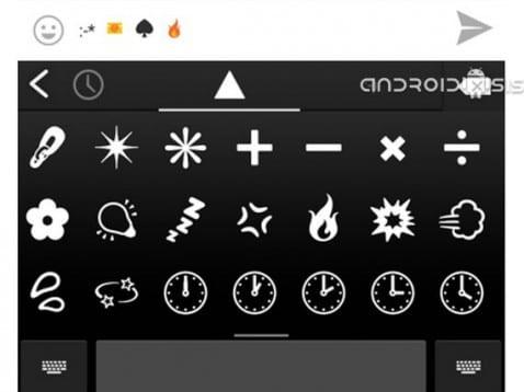 Descarga el nuevo teclado del Nexus 5 y Android 4.4 Kit Kat