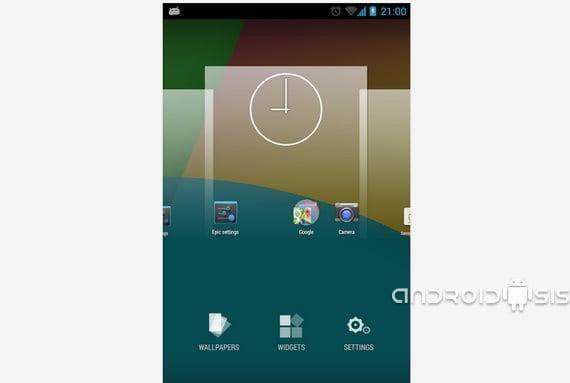 Epic Launcher le da el estilo de Kit Kat a tu Android