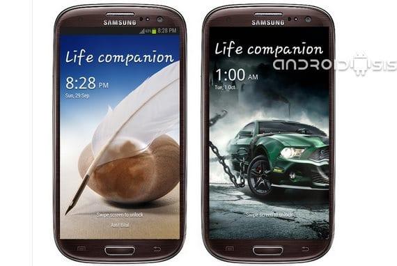 La pantalla de bloqueo del Samsung Galaxy S4 y Galaxy Note 3 para todos los Android