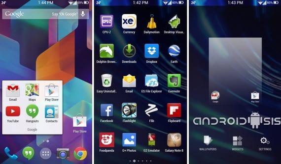 Launcher Google Experience Android 4.4 Kit Kat para todos los Android