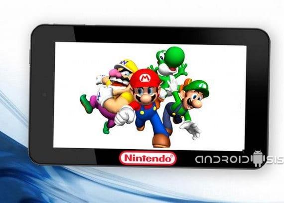 Nintendo podría hacer su aparición en el mundo Android