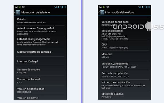 Samsung Galaxy S3, Rom Android 4.3 con todas las Apps de Android 4.4 Kit Kat