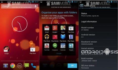 Samsung Galaxy S4, ProBAM una de las mejores Roms Android 4.3
